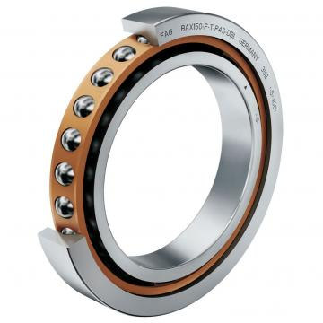 40 mm x 80 mm x 30.2 mm  Rollway 3208 2RS Angular Contact Bearings
